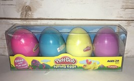 Play-Doh Spring Eggs Easter Eggs 4 pack FREE SHIPPING - $8.60