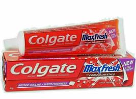 Colgate Max Frais Spice Frais (Rouge Gel ) Dentifrice -80g Livraison Gra... - $11.70
