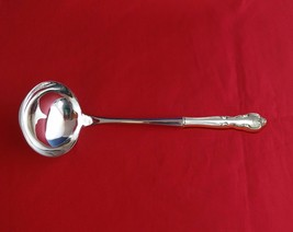 "American Classic by Easterling Sterling Silver Soup Ladle HHWS  Custom 10 1/2"" - $79.00"