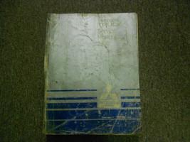 1985 Mitsubishi Truck Service Repair Shop Manual Oem Book 85 Factory Damaged - $15.83