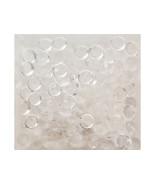 120 Clear Domed Flatback Dimensional Embellishments - $5.99
