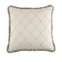 Croscill Gavin European Pillow Sham in Natural - ₹2,734.24 INR