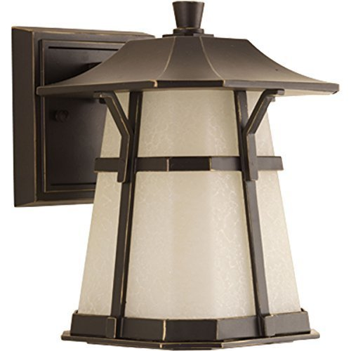 Primary image for Progress Lighting P5749-2030K9 Derby 1 Light LED Small Wall Lantern with AC Modu