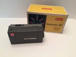 Kodak Instamatic M2 Movie Camera in Box - $18.70