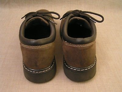 69f111b8fabc Skechers Parties Mate Womens Sz. 10 Chocolate Brown Suede Oxford Shoes -  Mint!