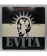 Evita Vinyl Record LP Double Record Broadway Andrew Lloyd Webber 2 RECO... - $24.74