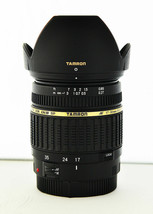Tamron SP A016 17-50mm F/2.8 Di-II XR AF IF Camera Lens for Canon Mount non-VC image 1