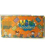MATH NOODLERS Learning Game Solve Problems NEW Various Math Subjects Gra... - $28.66