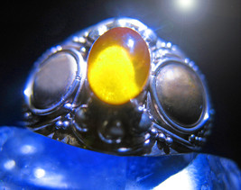 HAUNTED RING OOAK THE SUN'S KISS IMPROVE ALL OFFERS ONLY MAGICK 925 7 SC... - $88,007.77