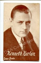 KENNETH HARLAN-1920-ARCADE CARD-SILENT FILM STAR G - $19.56