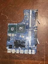 """Apple MacBook Core 2 Duo T8300 2.4 13"""" White Penryn Intel GMA X3100 Motherboard - $74.25"""