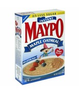 Maypo Oatmeal Maple Instant Hot Cereal, Pack of Three 14 Oz Boxes - $13.86