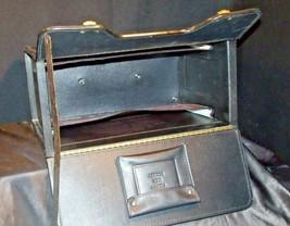 Large Briefcase AA19-2068 Vintage image 2