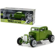 1932 Ford Custom Hot Rod Green Gas Monkey Garage 2012 TV Series 1/18 Die... - $62.46