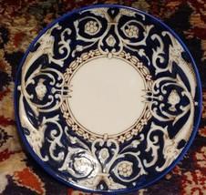 Wedgwood Florentine Dark Blue Butter Pat  - $37.36