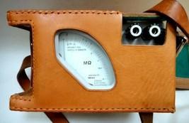 vintage MEGMET 500 MEGGER Conway Electronic Tester high voltage breakdow... - $295.00