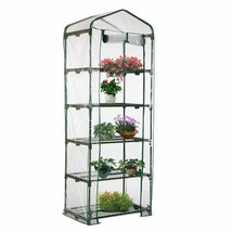 PVC Warm Garden Tier Mini Household Plant Flowers Greenhouse Protect Cover - $19.53