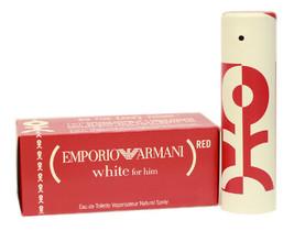 Emporio Armani White Red 1.7 oz / 50 ml Eau De Toilette spray for men - $113.14