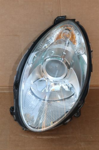 06-08 Mercedes R320 R350 R500 W251 Halogen Headlight Driver Left LH - POLISHED