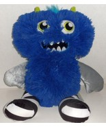 "BUILD A BEAR BLUE MIXTER MONSTER 20"" INTERCHANGEABLE ARMS LEGS PLUSH DOL... - $19.99"