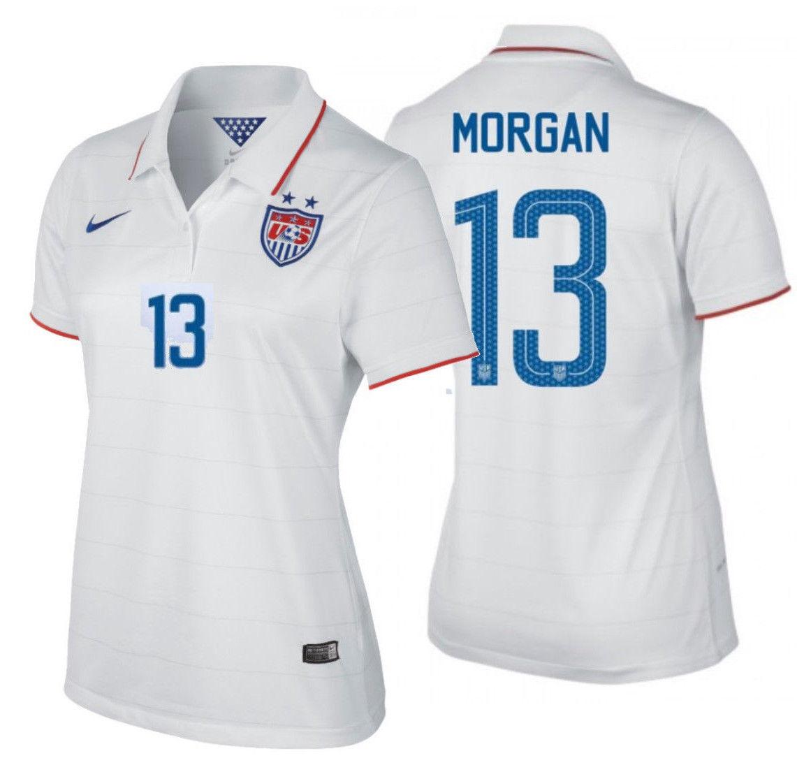 98bd1be00 Nike Alex Morgan Usa Women's Home Jersey and 50 similar items