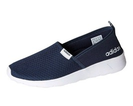 Adidas Cloud Foam Extra Lite Racer Navy Slip On Sneaker Size US 7.5 / EUR 37.5 - $38.60