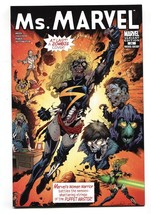 Ms. Marvel #20-2007-Zombie Variant cover-Marvel Comic NM- - $37.83