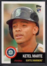 2016 Topps Archives Ketel Marte RC #7 Seattle Mariners - $1.79