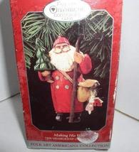 Making His Way 1998 Hallmark Ornament QXC4523 by Hallmark - $9.65