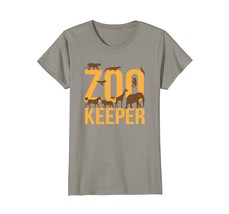 Zoo Keeper Wildlife Africa T-Shirt - $19.99+