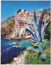 Riomaggiore Liguria Italy Around The World 100 pc Bagged Boxless Jigsaw ... - $8.86