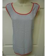 ✨ Women's Jones New York Collection sz 16 sleeveless Top  A - $8.42