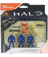 Mega Construx Halo Spartan CTF Base Crashers - $22.48
