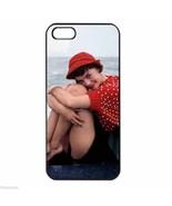 NATALIE WOOD AT SEA BEAUTIFUL Apple Iphone Case 4/4s 5/5s 5c 6 Plus 6s 7 SE - $9.95