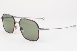 DITA Haydon Gunmetal Tortoise / Vintage Green Sunglasses DRX-2042-D 53mm  - $444.51