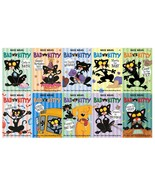BAD KITTY Series by Nick Bruel Collection Set of PAPERBACK Books 1-10 - $60.99