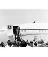 President John F. Kennedy exits Air Force One in Bogota Colombia New 8x1... - $7.05