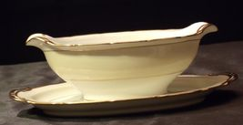 Noritake China Japan Goldora 882 Gravy Bowl AA20-2137 Antique image 5