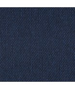 1.7 yds Maharam Superweave by A. Girard Marine Blue Wool Upholstery Fabr... - $121.13