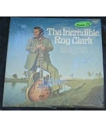 The Incredible Roy Clark,  33RPM LP Record - $7.91