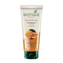 Bio Honey Gel Refreshing Foaming Face Wash 100ML For All Skin Types Free Shiping - $9.41