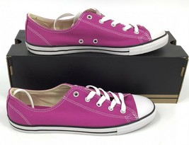 Converse Chuck Taylor All Star Dainty Women's Size 9.5 Sneakers Pink 551514F - $44.54