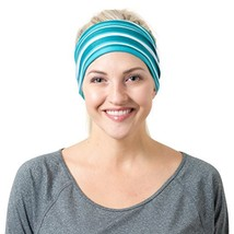 RiptGear Headband - Teal Striped - $11.58