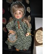 ANRI Wood Doll Emily NWT In Original Box. New, never used. Retired, Larg... - $195.00