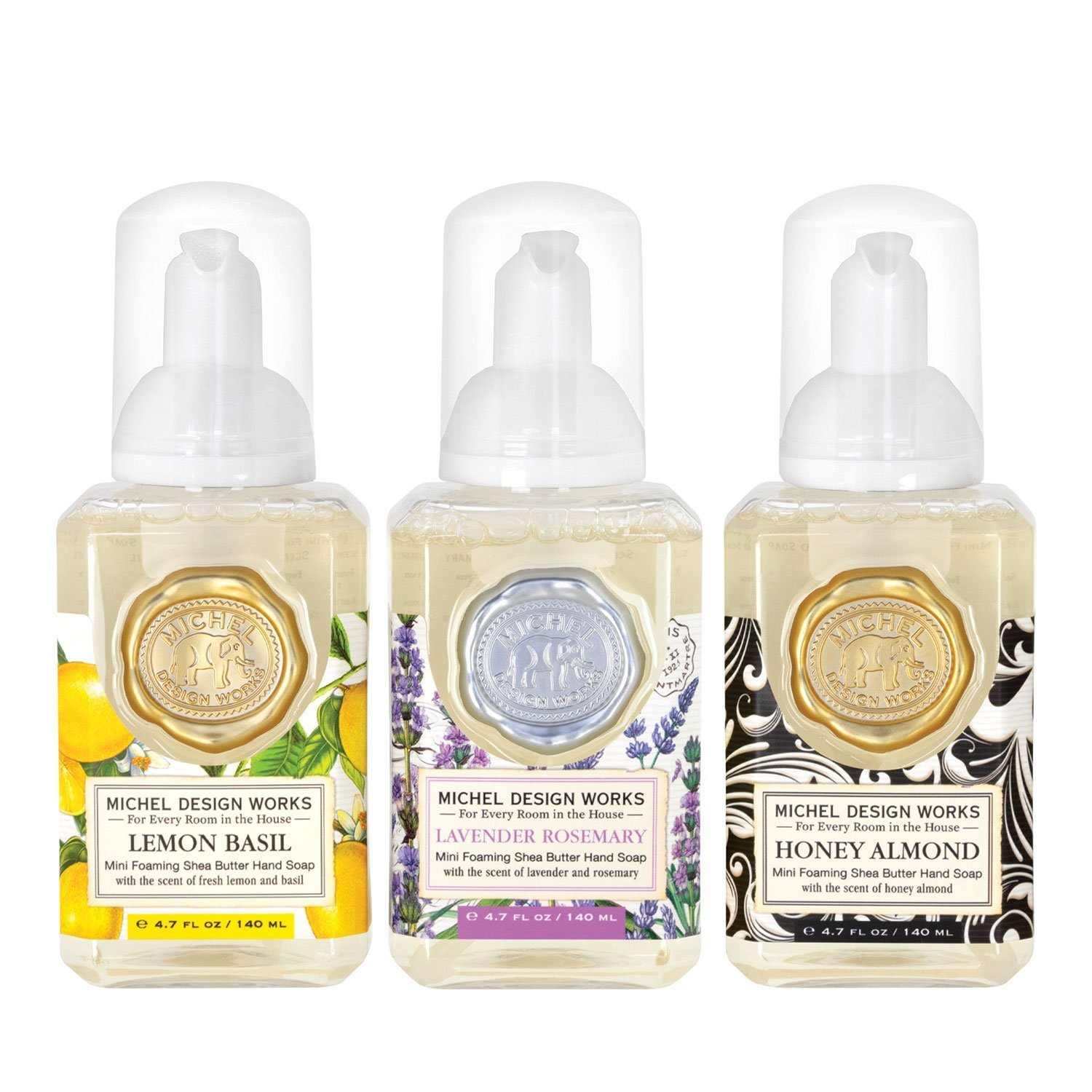 Primary image for Michel Design Works Mini Foaming Soap Set #1