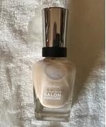 Sally Hansen Complete Salon Manicure Nail Polish .5 Fl Oz Almost Almond 310 371 - $3.26