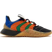 SVD x Adidas Sobakov Boost (Multicolor/ White/ Power Blue/ Green) Men 8-13 - $224.99