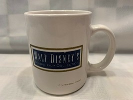 Walt Disney's Studio Film Collection Coffee Mug Cup - $8.90