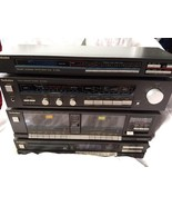 Technics CD Player SL-P106 Cass Deck RS-D224W S.I.Amp SU-Z900 & Synthes.... - $235.00