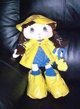 """Love Cloth Dolls-Tootsie April Showers May Flowers Girl Plush 18"""" Ready ... - $7.95"""